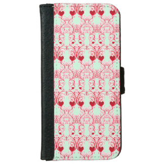 Elegant Romance iPhone 6 Wallet Case
