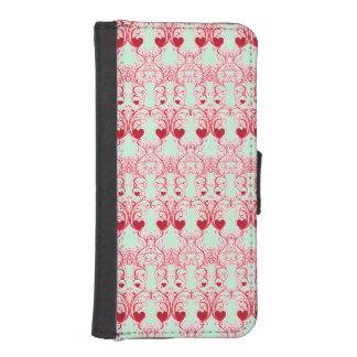 Elegant Romance iPhone 5 Wallets
