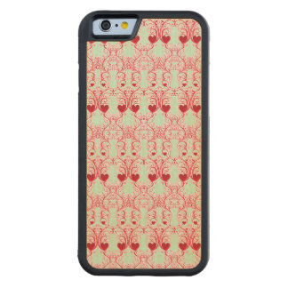 Elegant Romance Carved® Maple iPhone 6 Bumper
