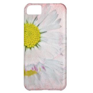 Elegant Romantic Bridal Shower Daisies Wedding iPhone 5C Case