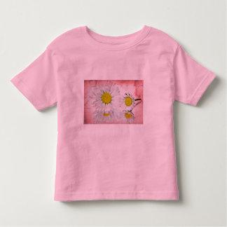 Elegant Romantic Bridal Shower Daisies Wedding Toddler T-shirt