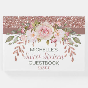 Guestbook 16 15 40 50 60 70 80 Rhinestone Crystal Diamond Birthday Party Quinceanera Etc Bling Guest Book Set Sweet 16 Wedding