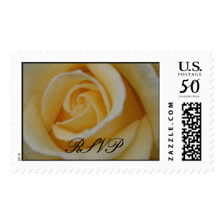 Elegant Rose Stamp