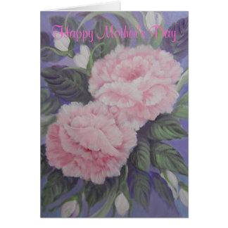 Elegant Roses, Mother's Day Card