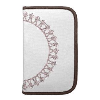 Elegant roundel folio planner