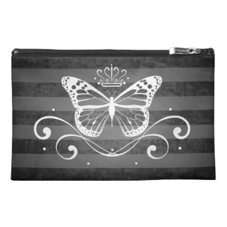 Elegant Royal Butterfly Travel Accessory Bag