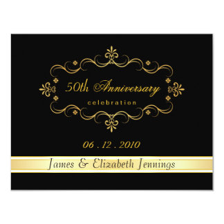 Elegant RSVP Reply Cards - Matching Invitations