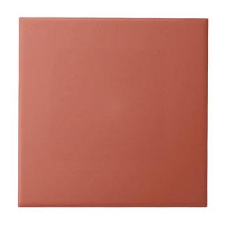 Elegant Rust Red - Fashion Color Trending Ceramic Tiles