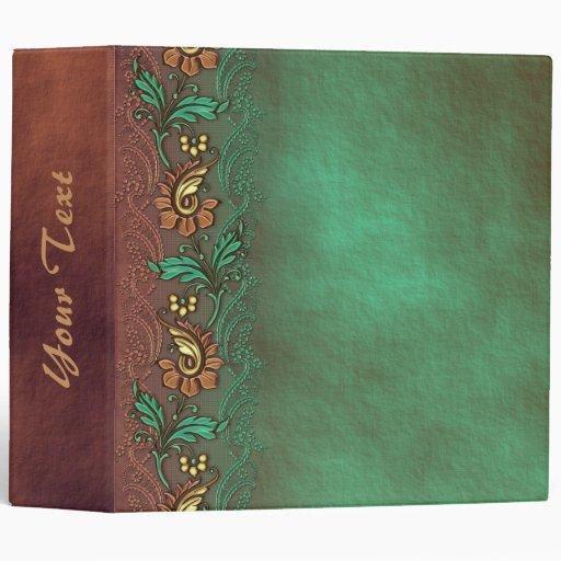 Elegant Rustic Album Binder