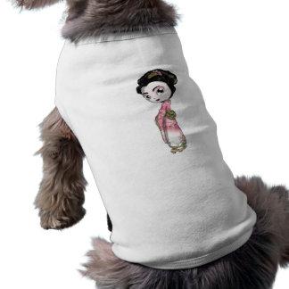 Elegant Sakura Geisha T-Shirt