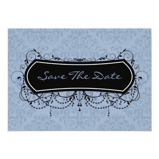 Elegant Save the Date Invitation