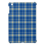 Elegant Scottish Referendum tartan, iPad Mini Cover