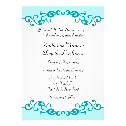 Belly Bands Invitations as nice invitations template