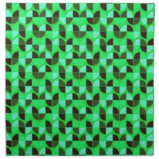 Elegant Seamless Pattern Napkin