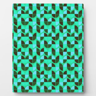 Elegant Seamless Pattern Plaque