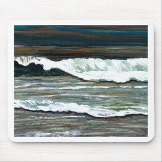 """Elegant Seascape""  CricketDiane Ocean Art Mousepad"