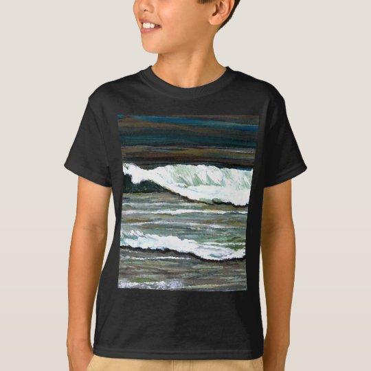 """Elegant Seascape""  CricketDiane Ocean Art T-Shirt"