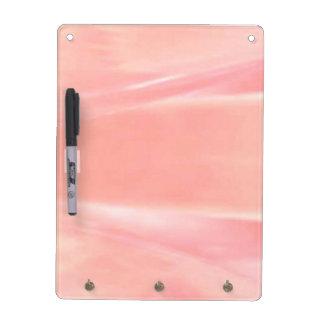 Elegant Sensual Rose Petal Dry Erase Boards
