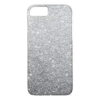 Elegant Silver Glitter iPhone 7 case