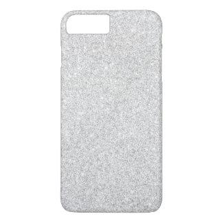 Elegant Silver Glitter iPhone 8 Plus/7 Plus Case