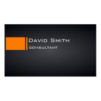 Elegant silver modern professional repair business card template