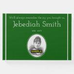 [ Thumbnail: Elegant & Simple Condolences Guestbook ]