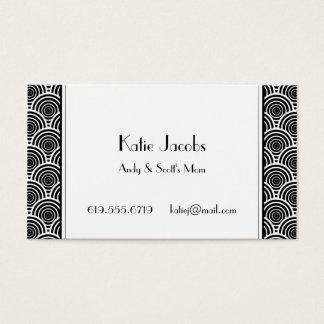 Elegant Social Calling Cards