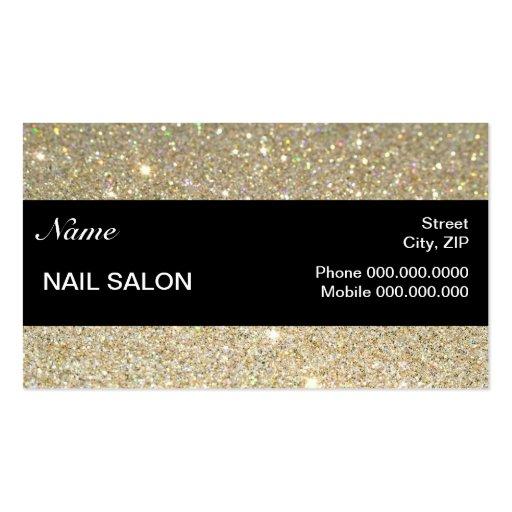Nail salon business cards 3100 nail salon business card for Salon business card templates