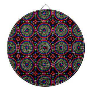 Elegant Sparkling Circles : Energy at work Dartboards