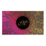 Elegant Spring Wedding Grunge Stylish Bride Girly Business Cards