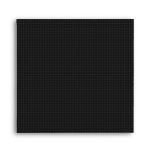 Elegant Square Black Simple Envelope