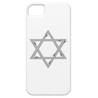 elegant star of david iPhone 5 covers
