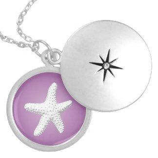 Elegant Starfish Sea Star Pendants