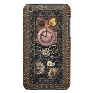 Elegant Steampunk #2 Barely There iPod Cover