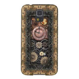 Elegant Steampunk Case For Galaxy S5
