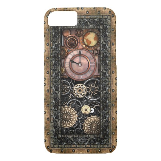 iphone 8 case steampunk