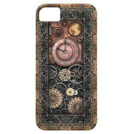 Elegant Steampunk iPhone 5 Cover