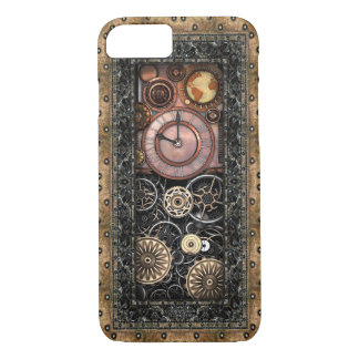 Elegant Steampunk iPhone 7 Case