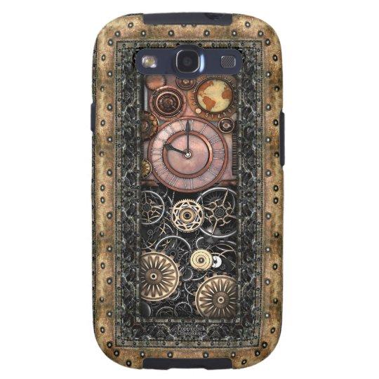 Elegant Steampunk Samsung Galaxy SIII Case