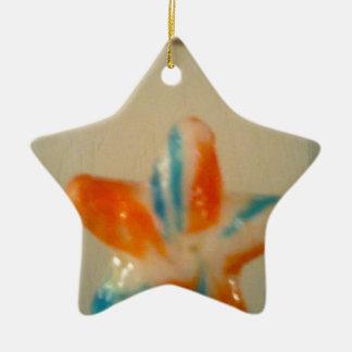 elegant style ceramic ornament