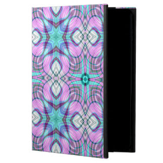 Elegant Stylish Nouveau Deco Kaleidoscope Pattern Powis iPad Air 2 Case