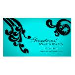 Elegant Swirls Business Cards