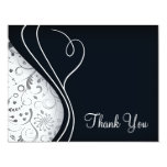 Elegant Thank you cards Custom Invitation