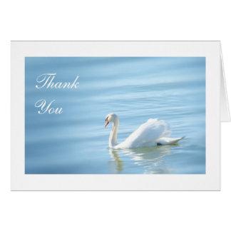 Elegant Thank You - Greeting Card