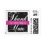 Elegant Thank You - Very Much Stamp