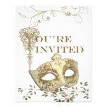 Elegant Theatrical Invitation