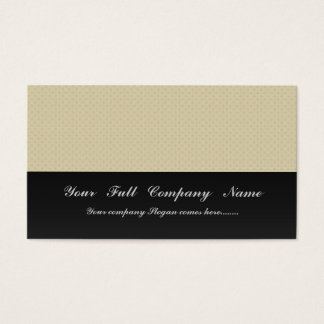 Elegant tiny pink octagonal pattern on rough light business card