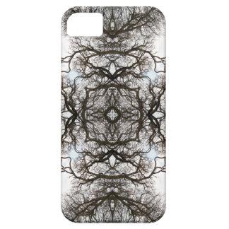 Elegant Tree Pattern iPhone SE/5/5s Case
