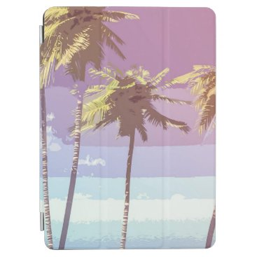 Elegant Tropical Coconut Trees   iPad Air Case