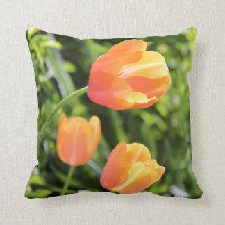 Elegant Tulip Trio American MoJo Pillo Pillows